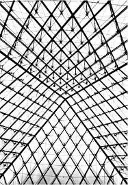 paris coloring pages for adults coloring pyramide louvre