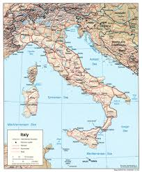 Foggia Italy Map by Www Mappi Net Maps Of Countries Italy