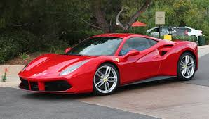 ferrari supercar 2016 car of the year 2016 winner ferrari 488 gtb u2013 robb report