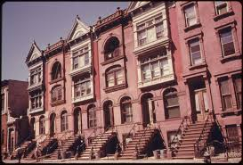 no place for normal new york 145 new york brownstones