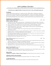 Resume Experience Samples Cv Examples Administration Jobs Dental Assistant Resume Examples