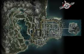 Need For Speed Map Locations Burnout Paradise Burnout Wiki Fandom Powered By Wikia