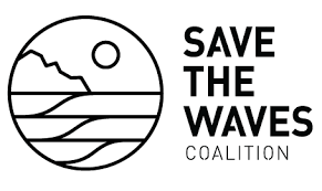 save the homepage save the waves