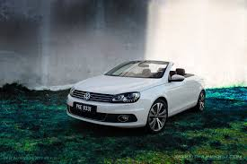 volkswagen convertible eos white first impression 2011 vw eos almost a convertible golf gti