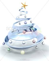 Blue Christmas Decorations Png by Stock Photo Of 3d Illustration Of Futuristic Spiral Light Blue