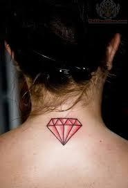 45 best diamond tattoos images on pinterest diamond tattoos
