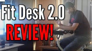 fit desk exercise bike my fit desk 2 0 review experience getting exercise while