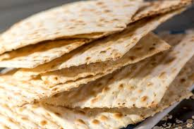 matzo unleavened bread matzah matza matzo unleavened bread stock image image of