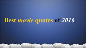 best quotes of 2016
