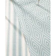 Black And White Striped Outdoor Rug by Indoor Outdoor Diamond Rug In Light Blue Indoor Outdoor Rugs U0026 Pouff