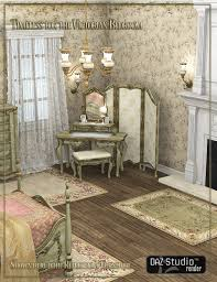 victorian bedroom timeless victorian bedroom 3d models and 3d software by daz 3d
