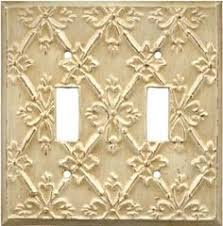 Shabby Chic Switch Plate by Solid Brass Side Switch Light Switch Cover Plate Single Light