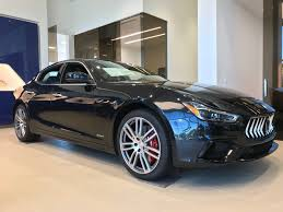 maserati car 2018 new 2018 maserati ghibli s gransport 4dr car in daytona beach