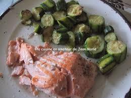 cuisiner des courgettes light pavé de saumon courgettes light la cuisine en de jean