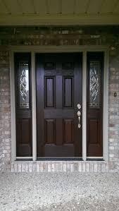 Sapele Exterior Doors Sapele Mahogany Front Door Manello Construction Pinterest