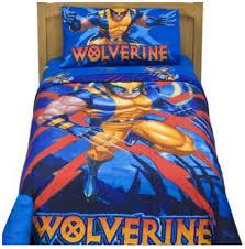 Superhero Bedding Twin Wolverine Twin Comforter Twin Bedding