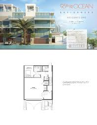 Oceana Key Biscayne Floor Plans by 95th On The Ocean For Sale Rent Floor Plans Sold Prices Af