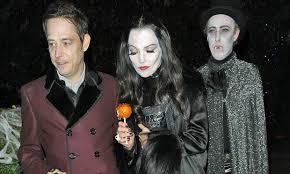 gossip jonathan ross u0027s halloween party a who u0027s who guide