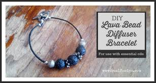 bead necklace bracelet images How to make your own lava bead diffuser bracelet jpg