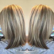long brown hairstyles with parshall highlight partial blonde highlights my work pinterest partial blonde