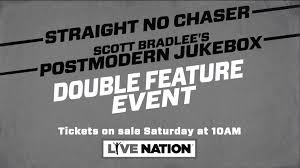 straight no chaser fan club presale announcing the double feature tour with straight no chaser