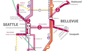 Seattle Light Rail Stops Light Rail Could Be Coming To Ballard U2026 22 Years From Now My Ballard