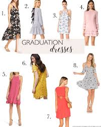 dresses to wear to graduation what to wear to a graduation something beautiful