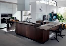 carré cuisine agencement cuisine ouverte beau une cuisine ouverte l aménagement