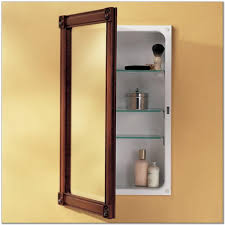 16 oval recessed medicine cabinet cabinet interior design