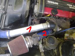 nissan rogue air filter recirculating valve on ca18det nissan forum nissan forums