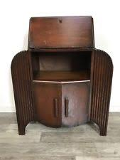 art deco style writing desk art deco antique bureaux ebay