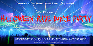 youth group halloween rave costume party forked river presbyterian