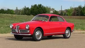 classic alfa romeo classics revealed 1959 alfa romeo giulietta sprint u0026 spider youtube