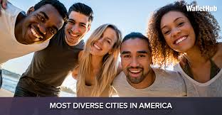 2017 s most diverse cities in america wallethub