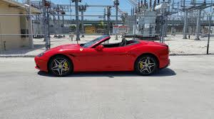 ferrari coupe convertible ferrari rental miami 2016 california t convertible v8 560 hp
