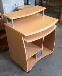 solid basic computer desk