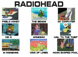 Kid On Computer Meme - radiohead pablo honey the bends ok computer amnesiac kid a hail to