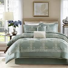 Jcpenney Comforter Sets Amazon Com Madison Park Signature Newhaven 8 Piece Comforter Set