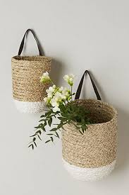 the best 25 hanging basket storage ideas on pinterest hanging wall