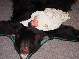 dearmyrtle u0027s genealogy blog babies and bearskin rugs