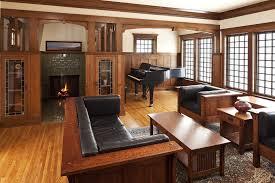american craftsman american craftsman furniture living room craftsman with beige wall
