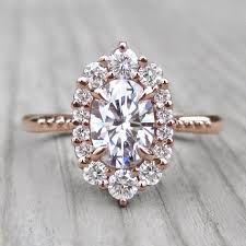 engagement ring styles stunning oval engagement ring styles the bohemian wedding