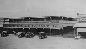 north gregory hotel art deco on the outback trail u2013 queensland
