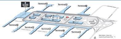 Atlanta Airport Map Delta by Delta Announces Date Of One Of U0027largest Terminal Moves U0027 In
