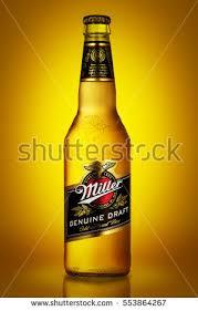 miller genuine draft light minsk belarus january 8 2017 miller genuine draft is the