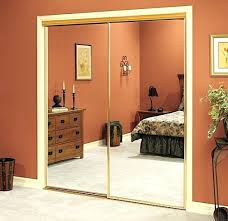 Mirror Closet Door Repair Mirror Closet Sliding Doors Eyecam Me