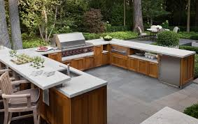 Outdoor Kitchen Furniture Outdoor Kitchens U0026 Built In Bbqs Scott Byron U0026 Co