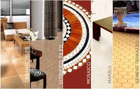 types of tiles aavaas