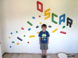 lego decorating bedroom ideas painted this on my nephew oscar u0027s