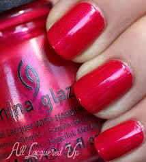china glaze avant garden blooming brights nail polish swatches